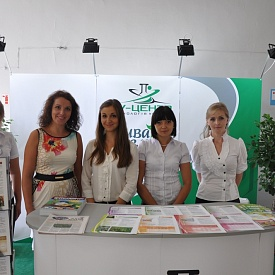 "XXIV International Agricultural Exhibition ""AGRO-2012"" and scientific-practical seminar ""Managing fertility is possible . Stressful conditions 2011-2012. Practical experience and results "", September 5-8 2012,  Kyiv, Ukraine"