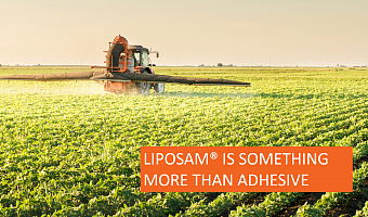Liposam® is something more than adhesive