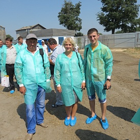Farm Day 2014, Cherkasy region, Ukraine